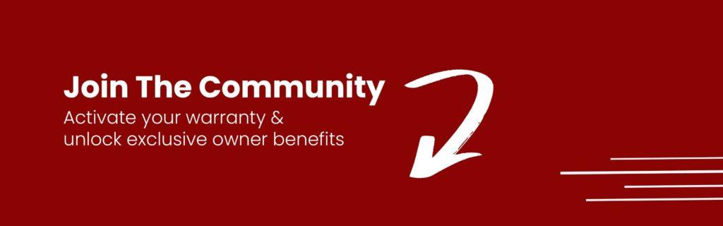 Ecovitta Community Banner