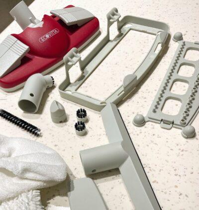 Ecovitta Steam Cleaner Accessories
